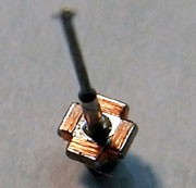 Stylus of XV-1t MC Cartridge