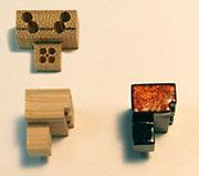 urushi bamboo of XV-1t MC Cartridge