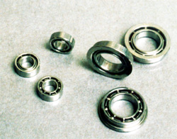 High precision all stainless steel bearings