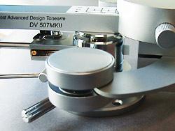 electro-magnet damper of Tonearm DV-507mk2