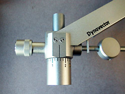 Tracking Force Mechanism of Tonearm DV-507mk2