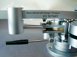 Large arm lift of Tonearm DV-507mk2