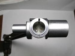 Detachable headshell plug of Tonearm DV-507mk2
